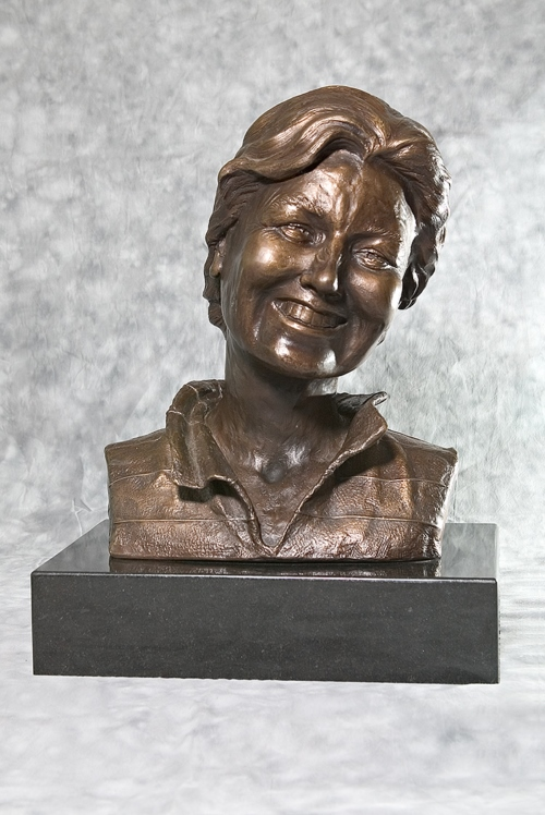 Nancy Moore Bronze Sculpture